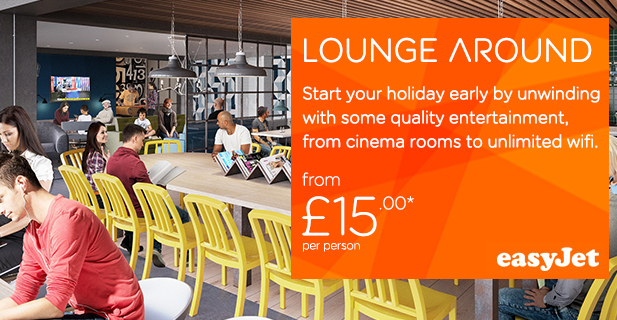 Easyjet lounges