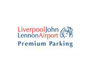 Liverpool John Lennon Airport Premium Parking Logo