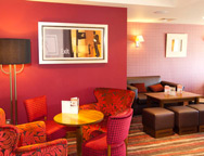 Liverpool Premier Inn Hotel Bar