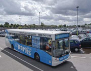 Luton Airparks Bus New