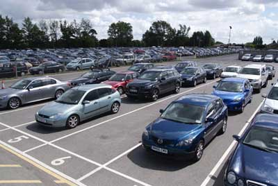 Luton Airparks Express Car Park
