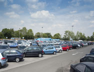 Luton Airparks Parking Car Park