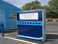 Luton Airparks Parking Key Drop Box