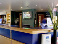 Luton Express By Holiday Inn Hotel Reception