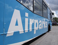 Luton Return Greet Time Saver By Airparks Bus