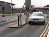 Luton Short Term (yellow) Parking Barriers