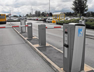 Manchester Jet Parks Plus Barrier