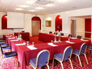 Manchester Mercure Bowdon Hotel Meeting Rooms