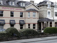 Manchester Mercure Bowdon Hotel Outside