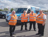 Newcastle Airparks Staff