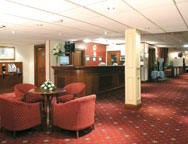 Newcastle Britannia Hotel Reception