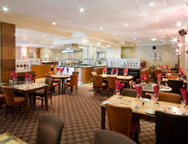 Newcastle Holiday Inn Hotel Restaurant