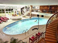 Newcastle Marriott Gosforth Park Hotel Pool