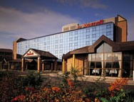 Newcastle Marriott Metro Centre Hotel Outside
