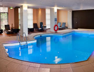Newcastle Novotel Hotel Pool