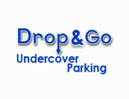 Norwich Drop And Go Undercover Parking Logo