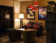 Relax At The Edinburgh Hilton