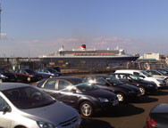 meet and greet parking at southampton port
