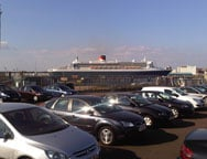Southampton cruise parking