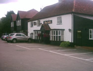 Stansted Cock Inn Hotel Outside