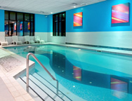 Stansted Hilton Hotel Pool