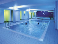 Stansted Radisson Sas Hotel Pool