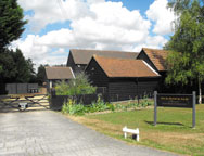 Stansted Warmans Barn House Exterior