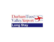 Teeside Durham Tees Valley On Airport Parking Logo